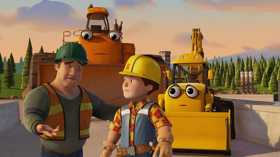 Bob, der Baumeister: Das Mega Team - Der Kinofilm Bob the Builder: Mega Machines, Kinostart 15.06.2017, USA 2017