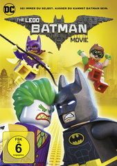 The Lego Batman Movie Filmplakat