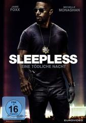 Sleepless - Eine tödliche Nacht Filmplakat