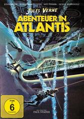 Abenteuer in Atlantis Filmplakat