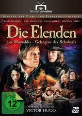 Die Elenden: Les Misérables - Gefangene des Schicksals (2 Discs) Filmplakat