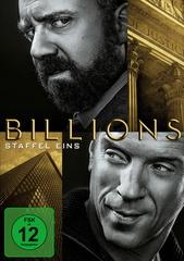 Billions - Staffel Eins (6 Discs) Filmplakat