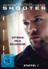 Shooter - Staffel 1 (4 Discs) Filmplakat