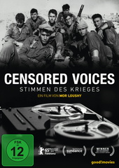 Censored Voices Filmplakat