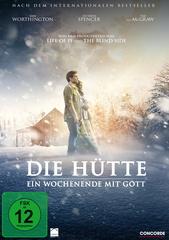 Die Hütte - Ein Wochenende mit Gott Filmplakat