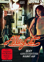 Alley Cat Filmplakat