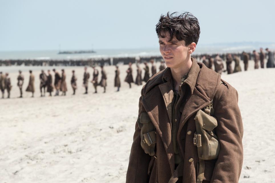 Dunkirk Kinostart 27.07.2017, USA/Großbritannien/Frankreich 2017