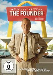 The Founder Filmplakat