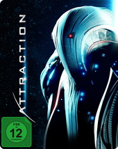 Attraction (Blu-ray 3D + Blu-ray, Limited Steelbook) Filmplakat