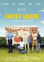 Lucky Loser - Ein Sommer in der Bredouille - Filmplakat