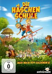 Die Häschenschule - Jagd nach dem goldenen Ei Filmplakat