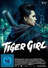 Tiger Girl Filmplakat