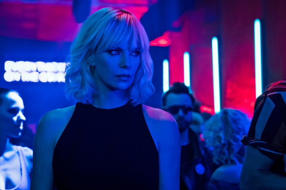 Atomic Blonde Kinostart 24.08.2017, USA 2017
