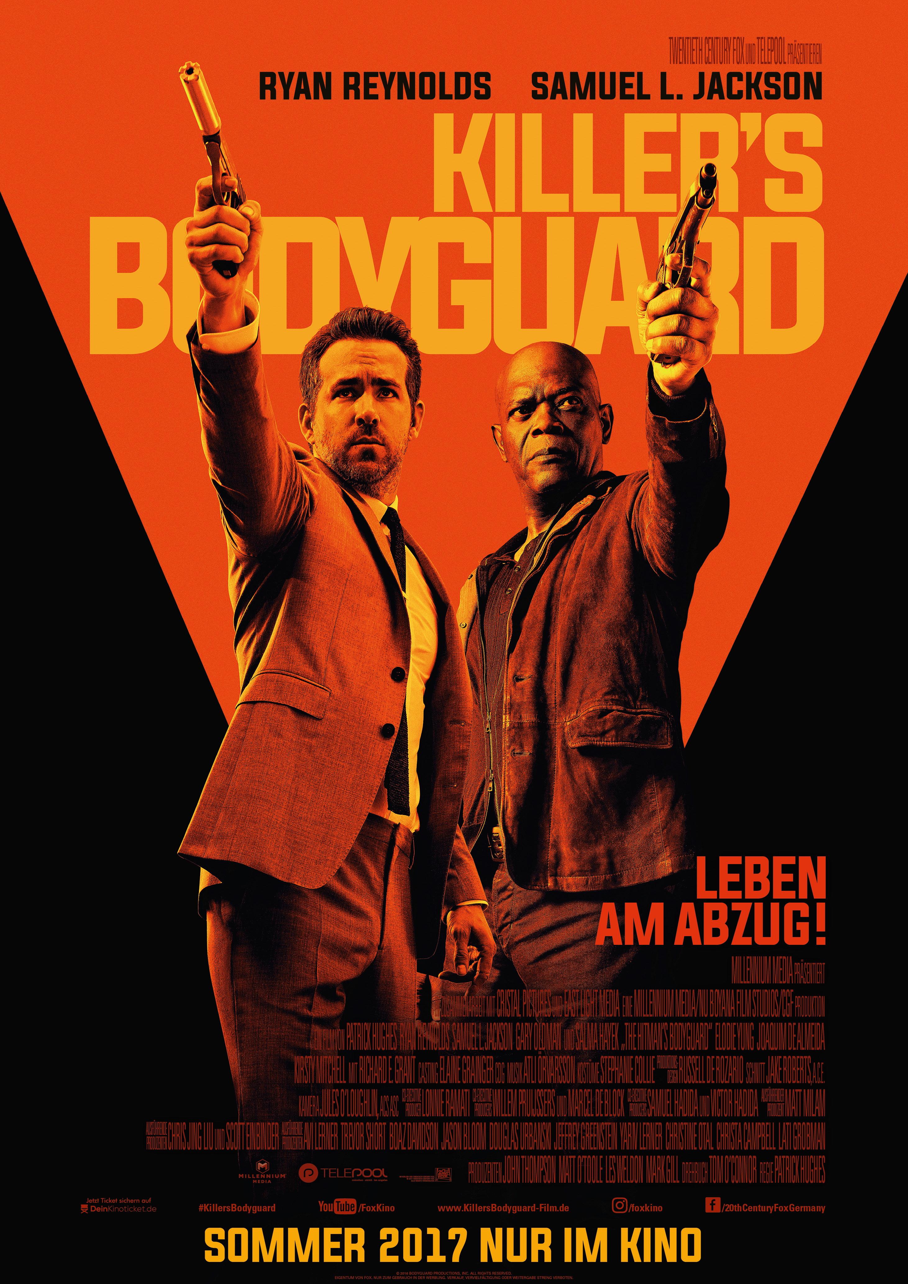 Killer's Bodyguard