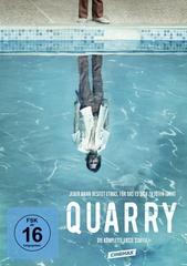 Quarry - Die komplette erste Staffel (3 Discs) Filmplakat