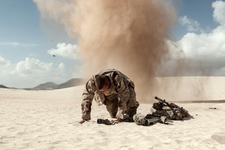 überleben - Ein Soldat Kämpft Niemals Allein