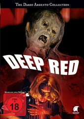 Deep Red (Dario Argento Collection) Filmplakat