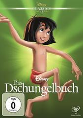 Das Dschungelbuch (Disney Classics) Filmplakat