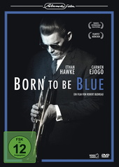 Born to Be Blue Filmplakat
