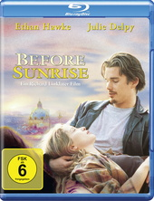 Before Sunrise Filmplakat