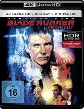 Blade Runner: Final Cut (4K Ultra HD + Blu-ray) Filmplakat
