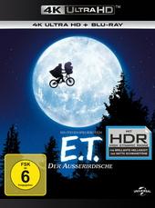 E.T. - Der Außerirdische (4K Ultra HD + Blu-ray) Filmplakat