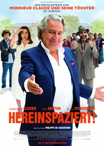 Hereinspaziert! - Filmplakat