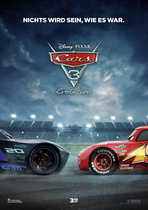 Cars 3: Evolution - Filmplakat