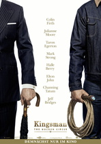 Kingsman: The Golden Circle - Filmplakat