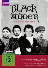 Black Adder - Die komplette Serie (5 Discs) Filmplakat
