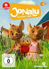 JoNaLu - Staffel 1&2 (8 Discs) Filmplakat