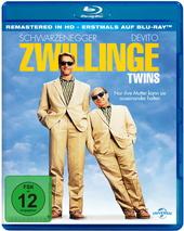 Zwillinge - Twins Filmplakat