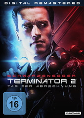Terminator 2 - Tag der Abrechnung (Digital Remastered) Filmplakat