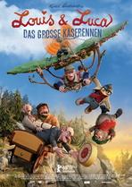 Louis & Luca - Das große Käserennen - Filmplakat