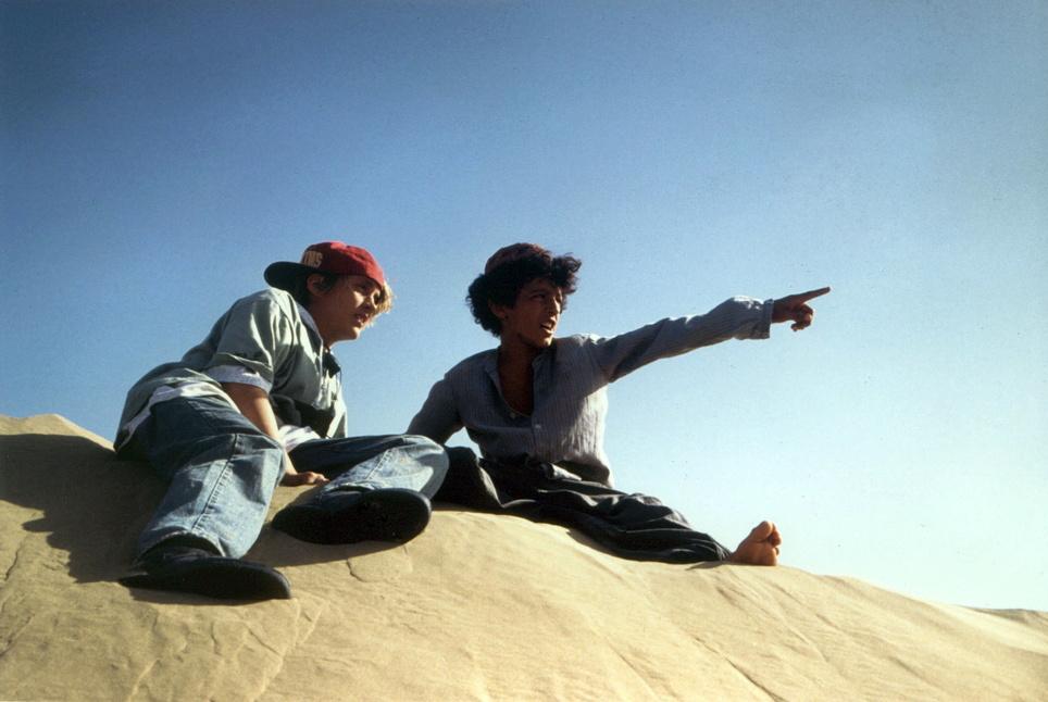 Karakum - Ein Abenteuer in der Wüste Karakum, Kinostart 12.10.2017, Deutschland/Turkmenistan 1993-2017