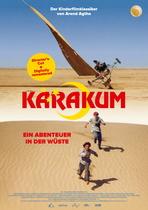 Karakum - Ein Abenteuer in der Wüste - Filmplakat