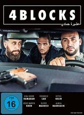 4 Blocks - Die komplette erste Staffel (2 Discs) Filmplakat