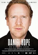 Daniel Hope - Der Klang des Lebens - Filmplakat
