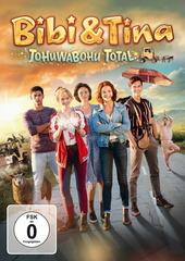 Bibi & Tina - Tohuwabohu total Filmplakat