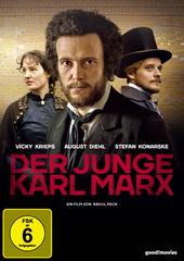Der junge Karl Marx Filmplakat
