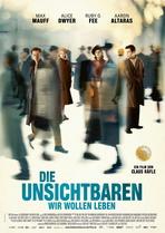 Die Unsichtbaren - Wir wollen leben - Filmplakat