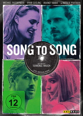 Song to Song Filmplakat