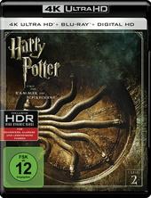 Harry Potter und die Kammer des Schreckens (4K Ultra HD + Blu-ray) Filmplakat