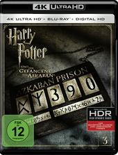 Harry Potter und der Gefangene von Askaban (4K Ultra HD + Blu-ray) Filmplakat