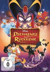 Aladdin - Dschafars Rückkehr Filmplakat