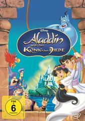 Aladdin und der König der Diebe Filmplakat