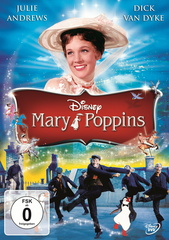 Mary Poppins Filmplakat