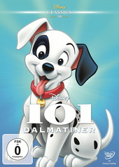 101 Dalmatiner (Disney Classics) Filmplakat