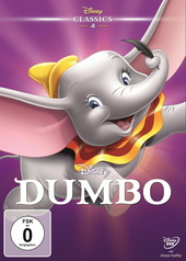 Dumbo (Disney Classics) Filmplakat
