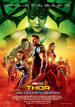 Thor: Tag der Entscheidung - Filmplakat
